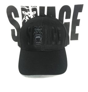 BLACK SAVAGE HAT
